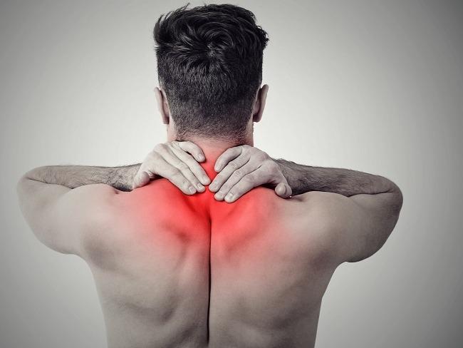 頸部痠痛有可能是斜方肌代償現象