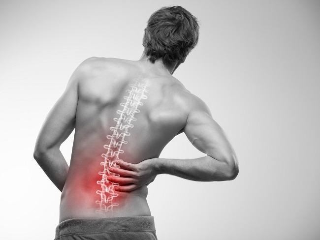 下背疼痛跟深蹲的關連