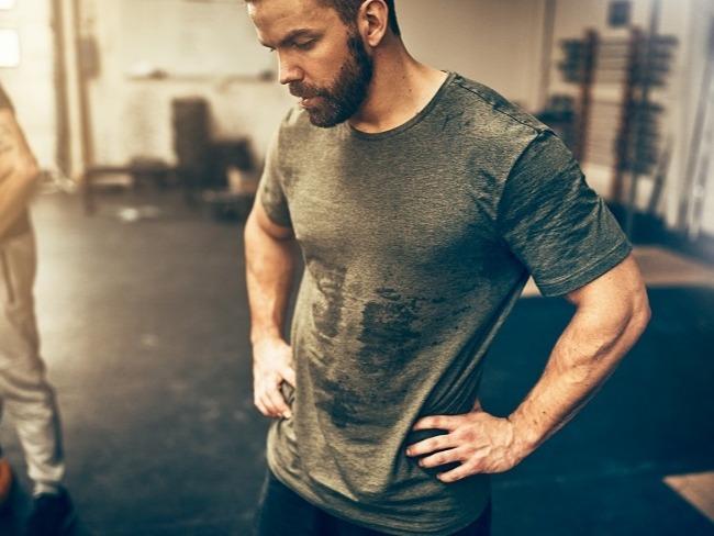 訓練過多也會造成身體壓力
