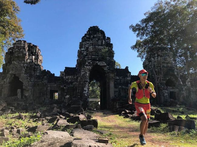 陳彥博柬埔寨220公里超馬