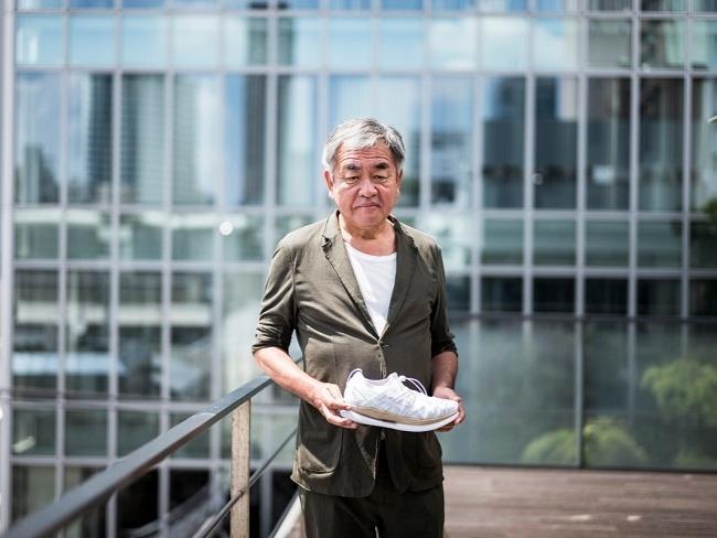 2020 年東京奧運會主場館的設計師Kengo Kuma
