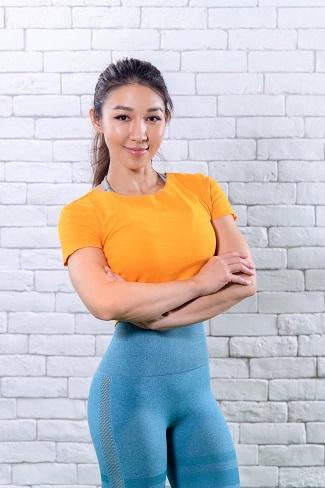 專業健身教練筋肉媽媽