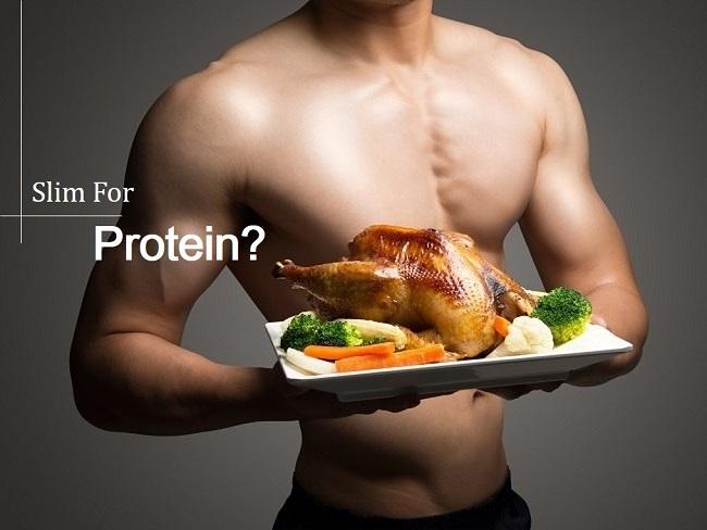減重瘦身可靠蛋白質