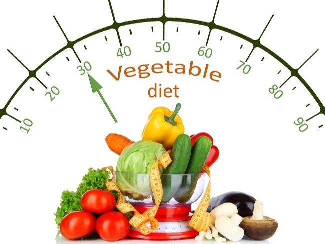 蔬菜的攝取不能少
