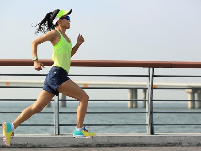高強度間歇跑步的熱量消耗