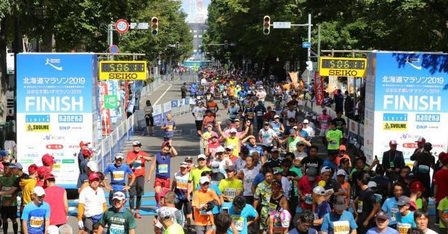 北海道馬拉松