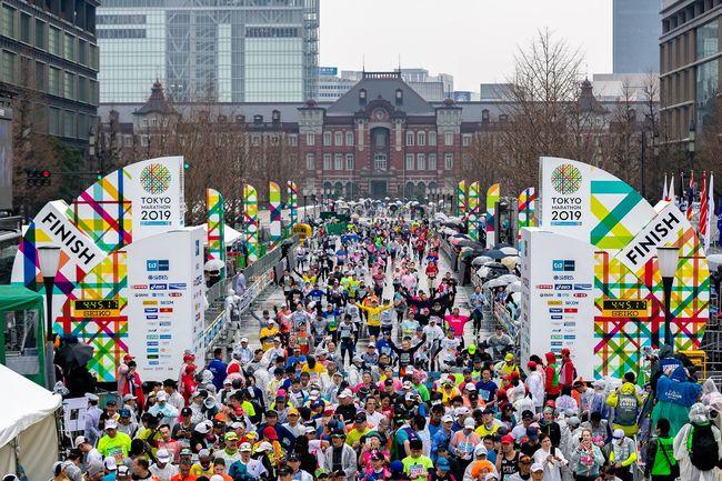 2019東京馬拉松