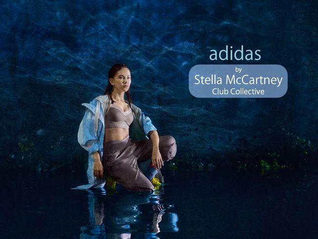 adidas by Stella McCartney昆凌