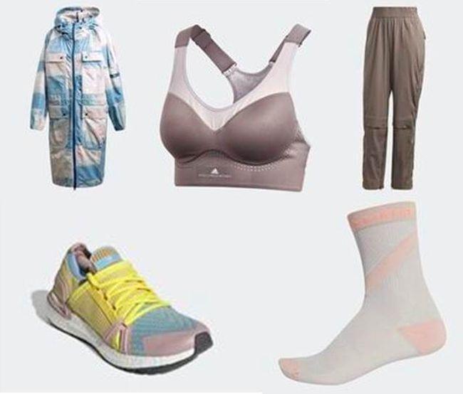 adidas by Stella McCartney Club Collective單品