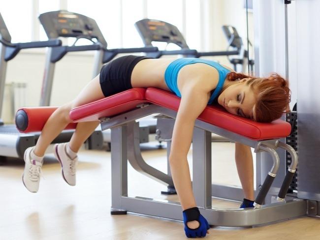 肌肉恢復才能成長