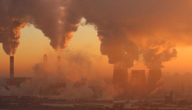 空氣汙染的城市