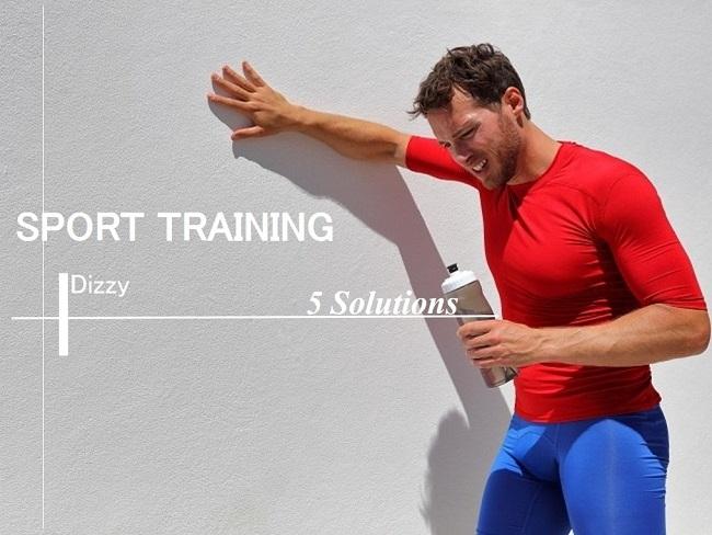 重量訓練頭暈該怎麼辦