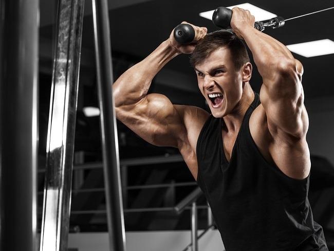 睪酮素能增加肌肉減少脂肪