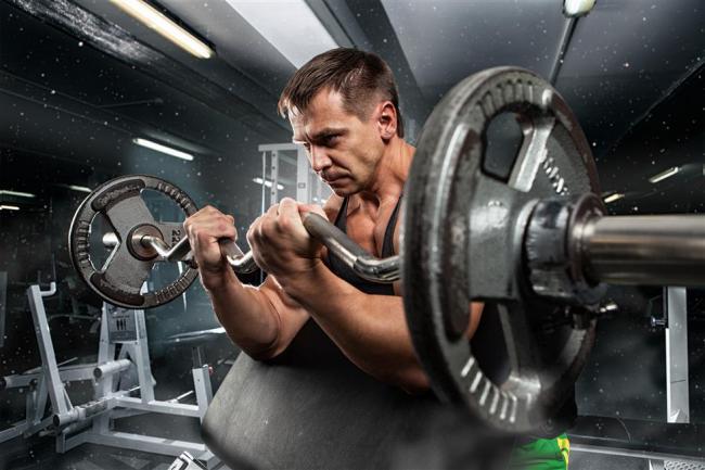 肱二頭肌訓練