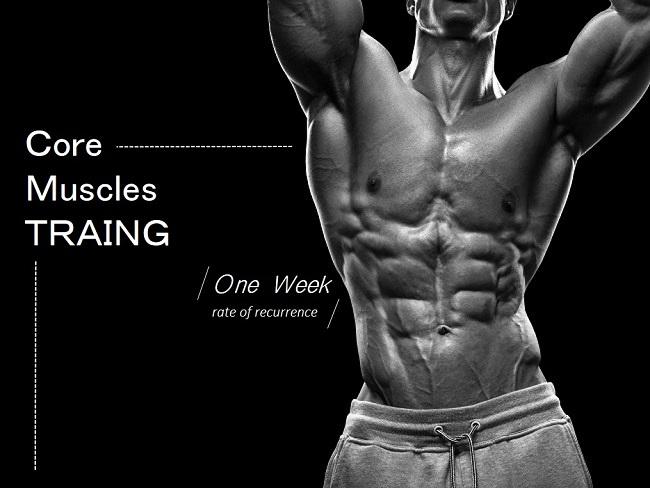 核心肌群一週該訓練幾次