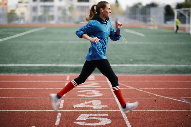 跑步與延長壽命