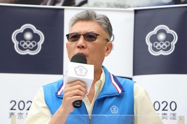 中華奧會宣布2020東京奧運的決定