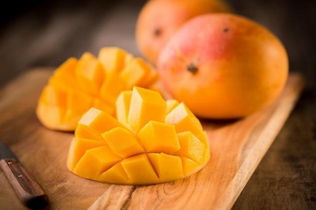 芒果是臺灣十分常見的夏季水果