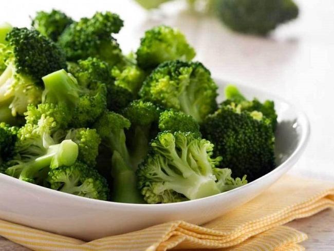 綠花椰菜含有豐富的維生素C