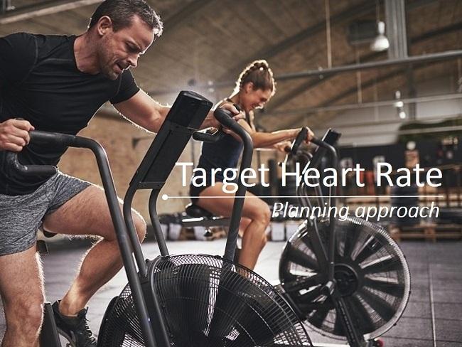 目標心率是一種用來確定訓練強度較為精準的方法