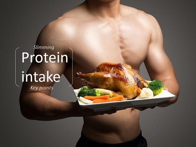 瘦身減脂的關鍵點是蛋白質
