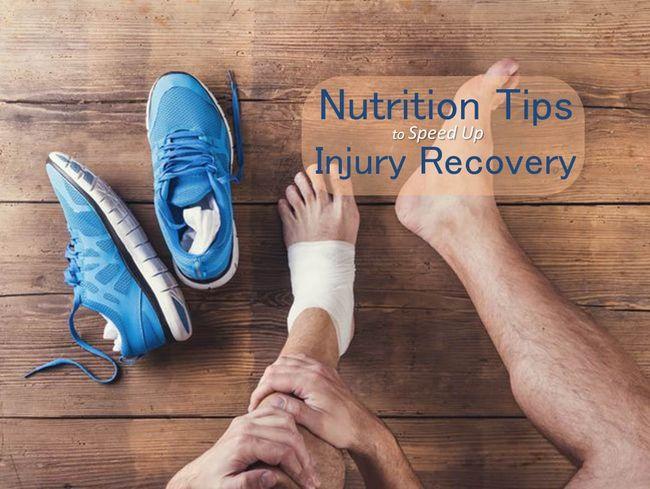 運動傷害後該怎麼吃