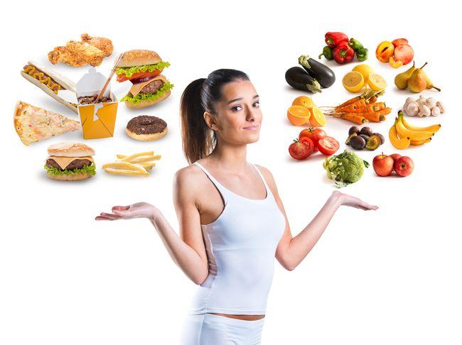 全食物與加工食品