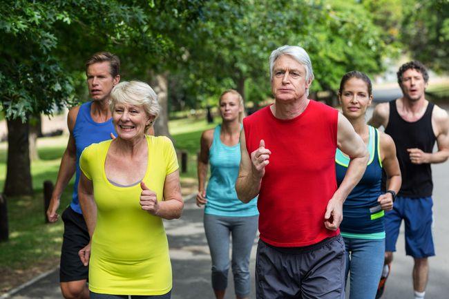 低維生素D與肌力下降有關
