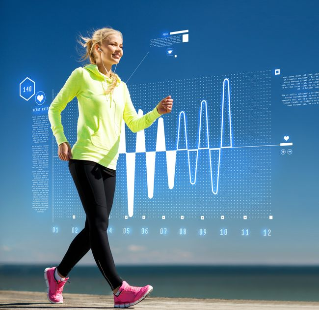 以心率和說話評估運動強度