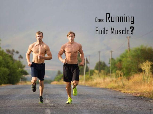 跑步鍛鍊肌肉
