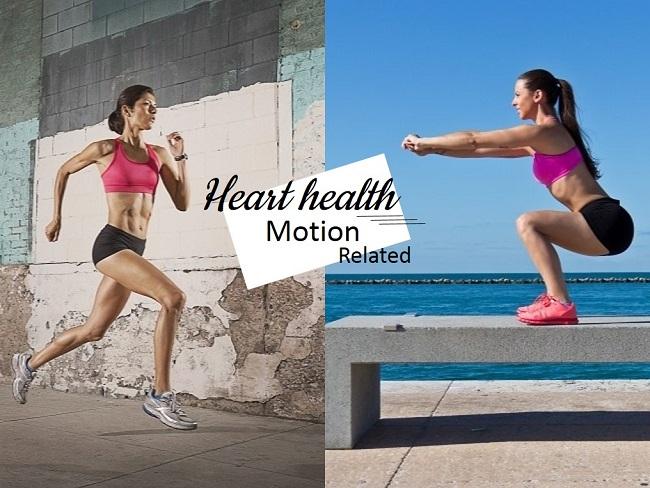 心臟健康與運動有關