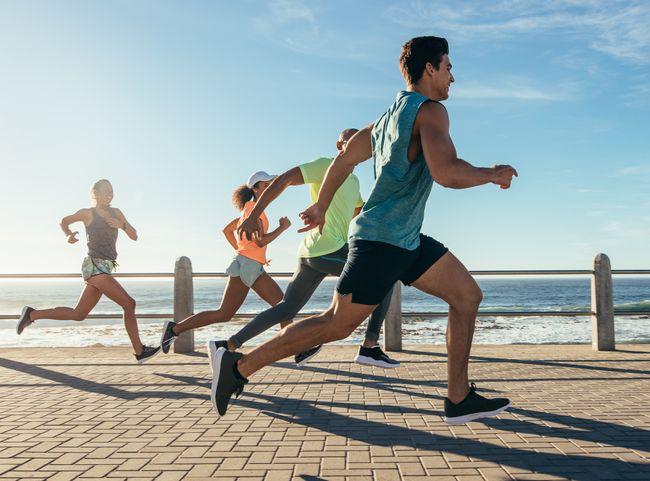 腳的著地位置影響傷害風險