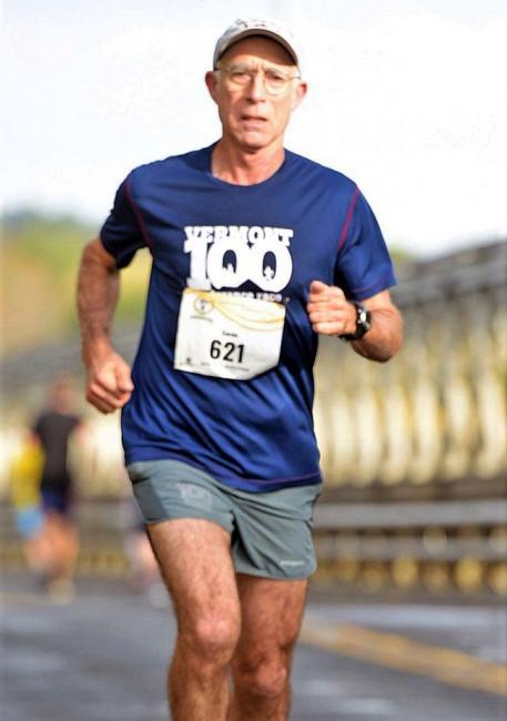 Jim Garcia跑者