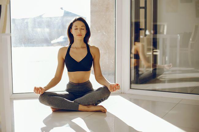 瑜伽和皮拉提斯的呼吸技巧
