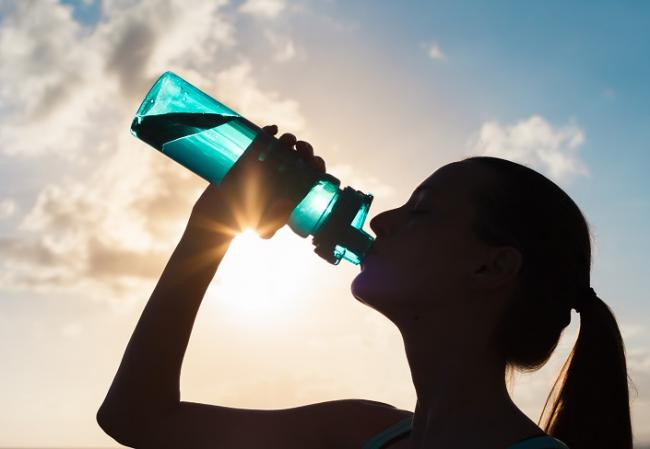 飲水量攝取平衡