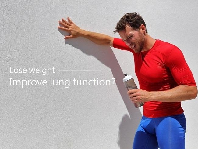 體重影響肺部呼吸