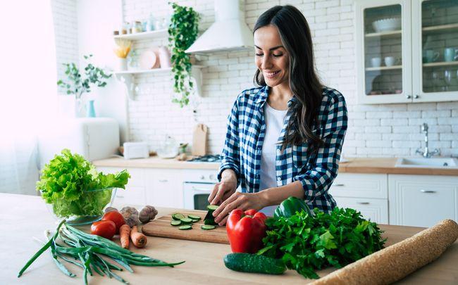 深色蔬菜是鎂的來源