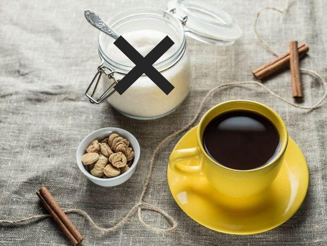 運動前喝不加糖的黑咖啡