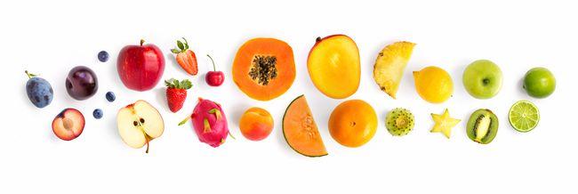 質量好的水果蔬菜