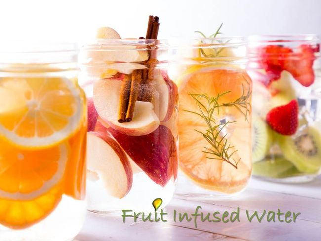 低糖聰明水果飲Fruit Infused Water