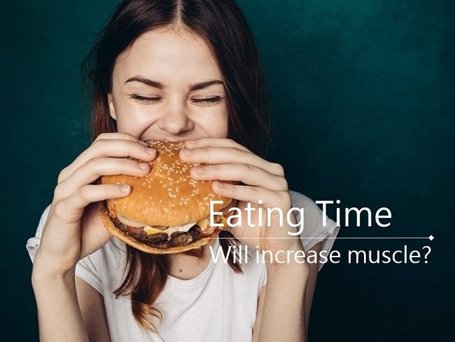 進食時間會有影響