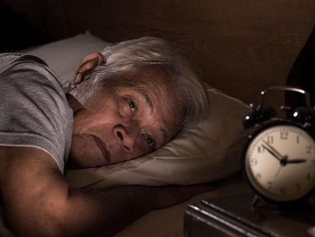 壓力造成睡眠問題