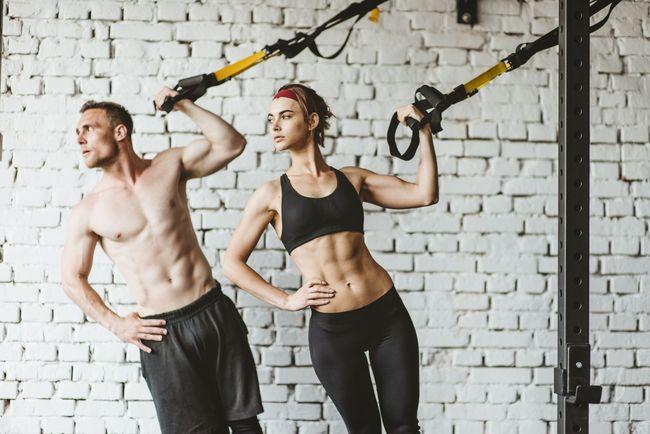 阻力訓練增加肌肉量