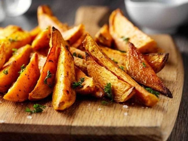 馬鈴薯是碳水化合物的來源
