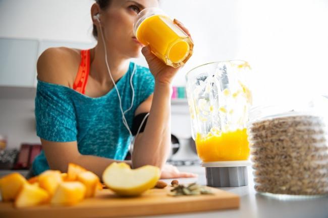 果汁與水果的差異