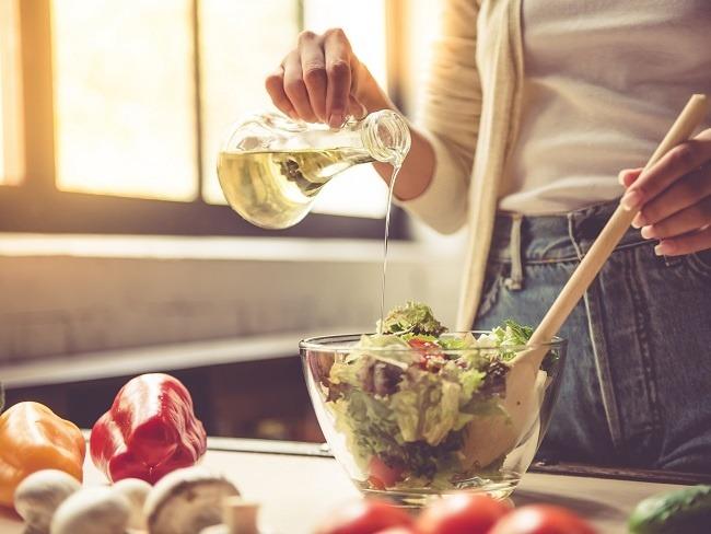 橄欖油對身體健康