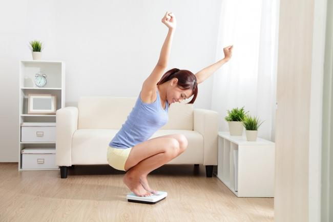 控制體重讓身體健康