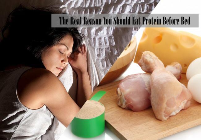 蛋白質與肌肉關係