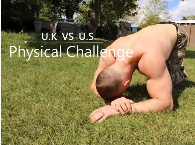 英國挑戰美國