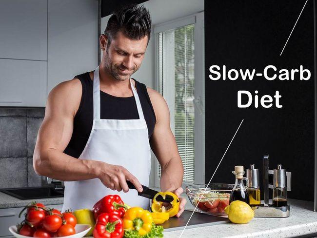 慢速碳水化合物飲食法